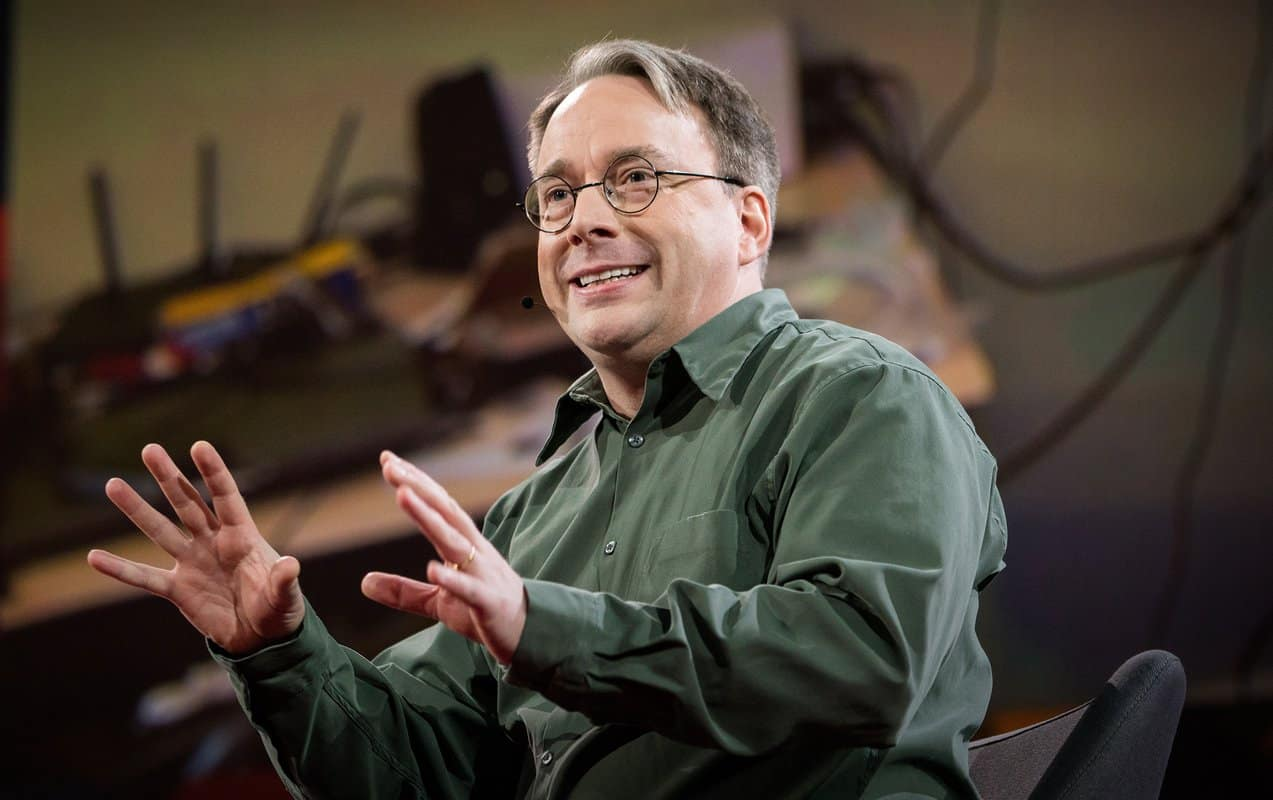 75f4e0e62b8 18 curiosidades sobre Linus Torvalds o pai do Linux - Tech Start XYZ