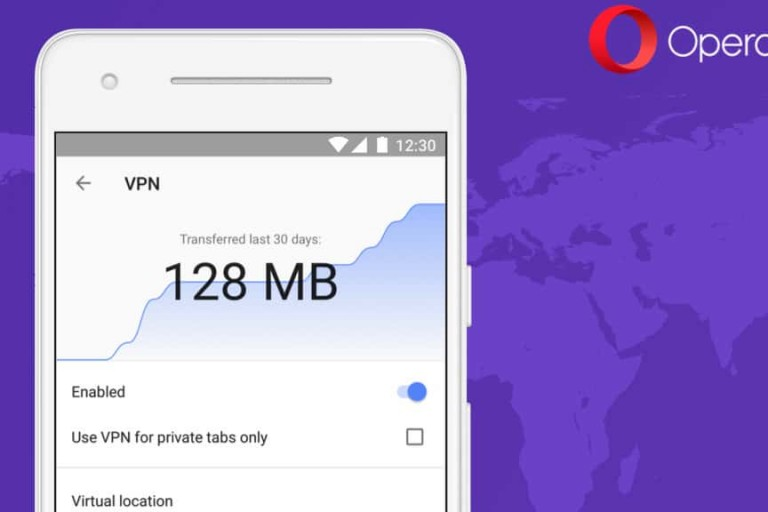 Navegador Opera retorna com VPN grátis no Android