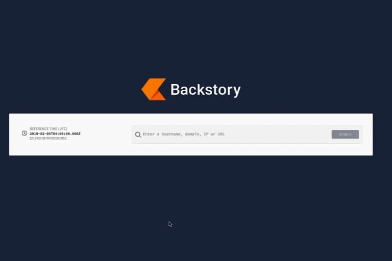 Google Backstory - Nova Ferramenta de Cibersegurança da Google