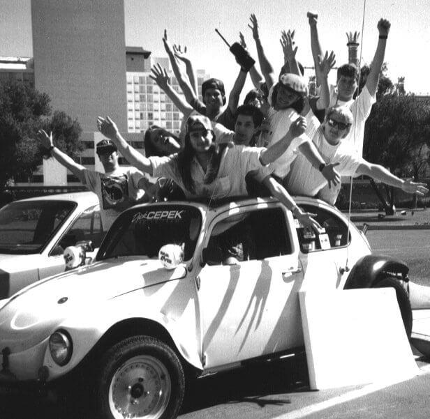 Foto da primeira DEF CON 1993