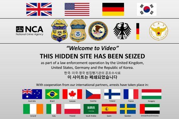 Operação contra pornografia infantil na Deep Web