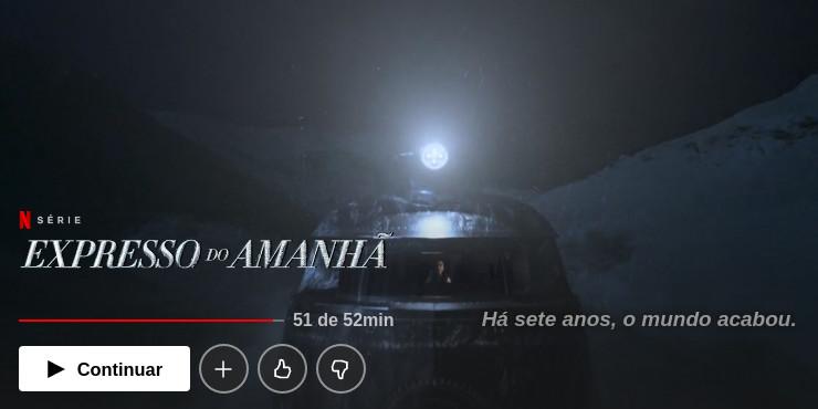 Snowpiercer - Expresso do amanhã - Netflix