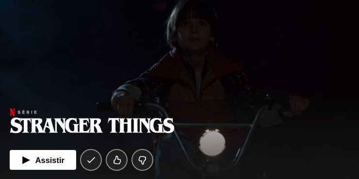 Séries de mistério para assistir na Netflix - Stranger Things