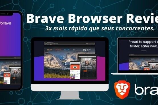 Review Brave Browser - Download Brave Browser