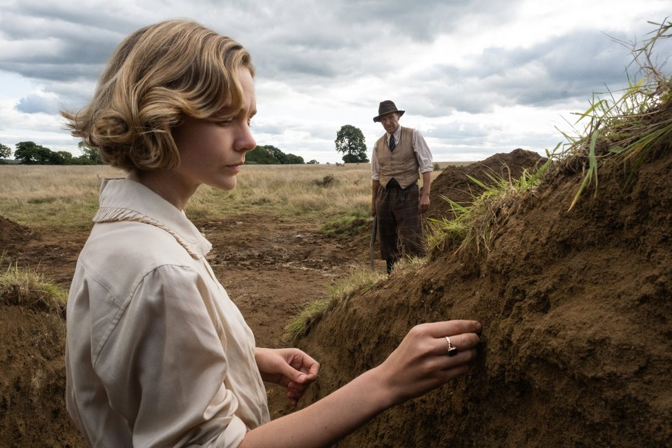 A Escavação está dentre os destaques de lançamentos da Netflix para Janeiro de 2021