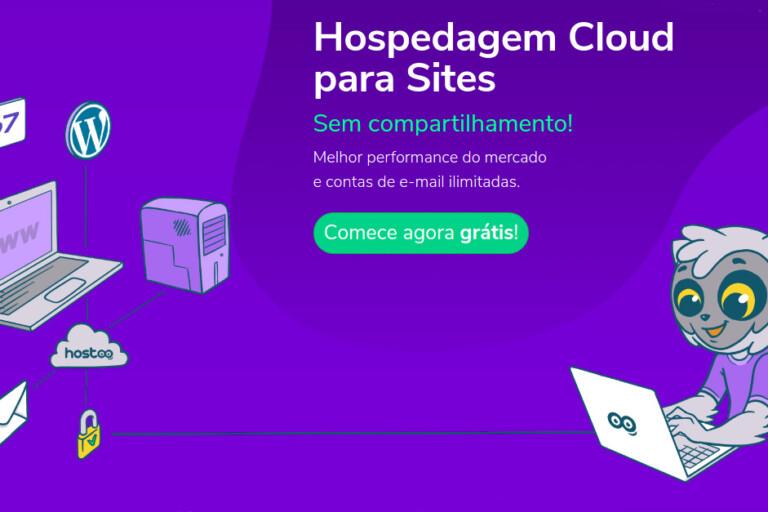 Hospedagem cloud sem compartilhamento de recursos com o melhor preço e custo benefício do Brasil - Hospedagem de sites em nuvem com a Hostoo vale a pena?