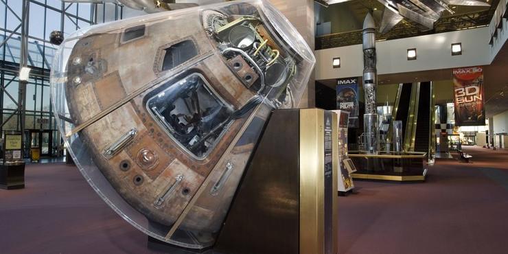 Módulo de reentrada da Apollo 11
