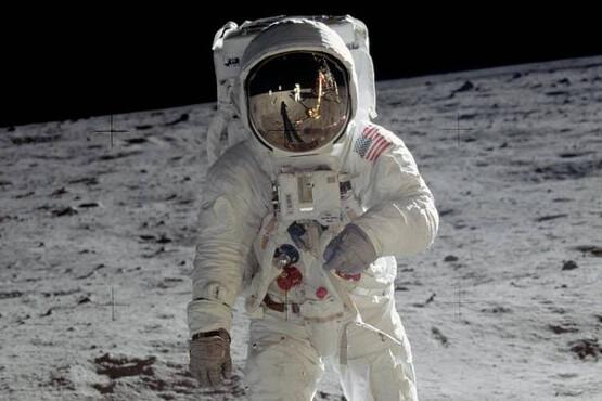 Será que o O homem realmente pisou na Lua?