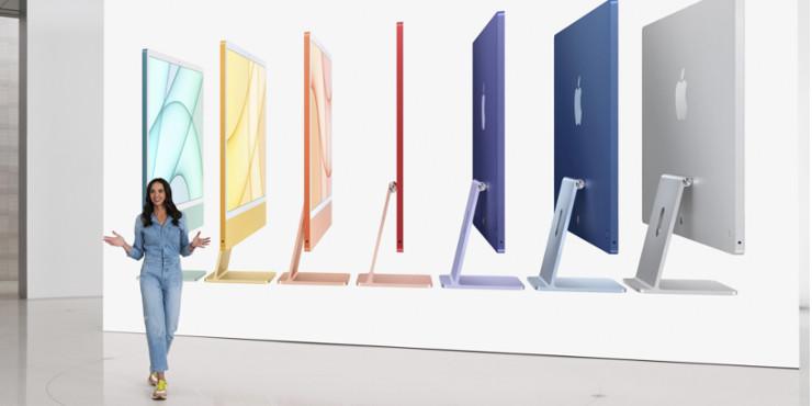 Hackers sequestram projetos da Apple e revelam informações e imagens do novo iMac.